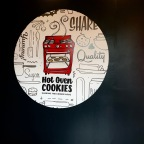 #FeelTheField: Hot Oven Cookies